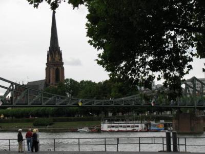 Frankfurt...The European Wall Street